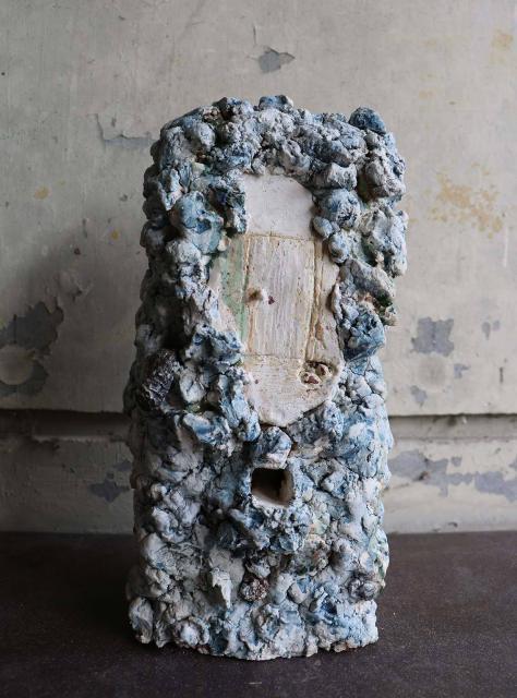 毛利愛実子個展「木漏れ日の教会」
