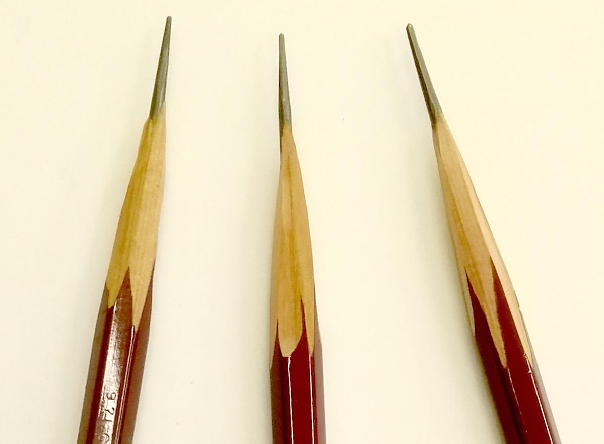 はじまりのみかたvol.1「鉛筆を削ることからはじめよう〜濃淡で描く〜」