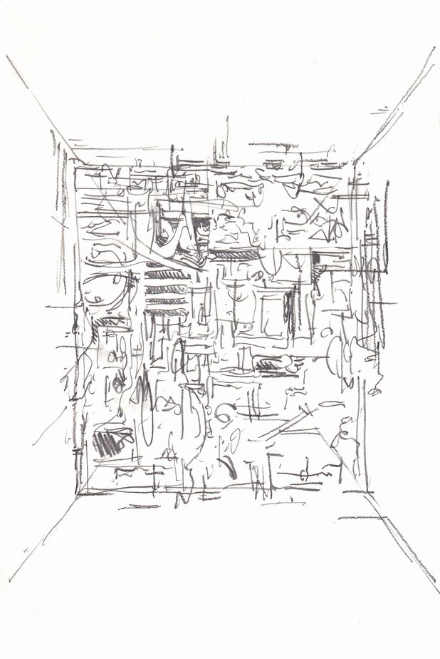 ttk experiment #1|小松原 智史 「巣をたてる」