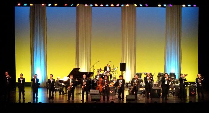 第31回 足立衛 & アゼリアジャズオーケストラコンサート  ~ 結成15年周年記念公演・風格あふれるビッグバンドサウンドの世界へ ~